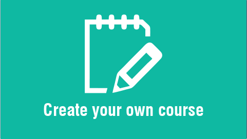 create own course
